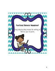 behavior modification paper